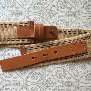Loft Leather Belt